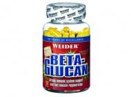 Beta-Glucan, 120 kapslí, Weider, exp. 11/20