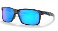 OAKLEY Portal X - Polished Black w/Prizm Sapphire