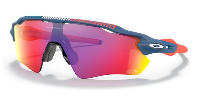 Brýle OAKLEY Radar EV Path - TdeF Tour de France 2021 Matte Poseidon w/Prizm Road, OO9208-C338