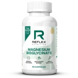 Reflex Nutrition Albion Magnesium Bisglycinate, 90 kapslí