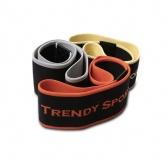 Trendy Sport Hip Loop set odporových gum, 3ks