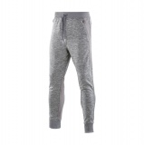 SKINS PLUS Activewear Binary Tech Fleece Pant - Pewter/Marle