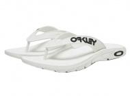 OAKLEY B1B Flip Flop, White