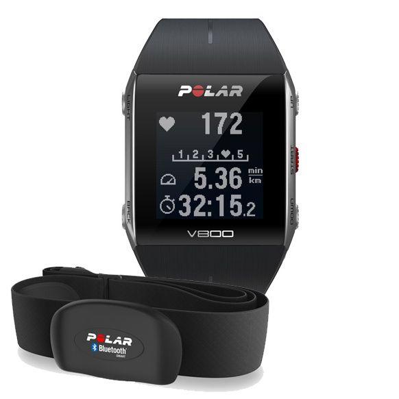POLAR V800 GPS HR - Black