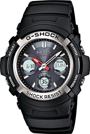 Hodinky CASIO G-Shock AWG M100-1A