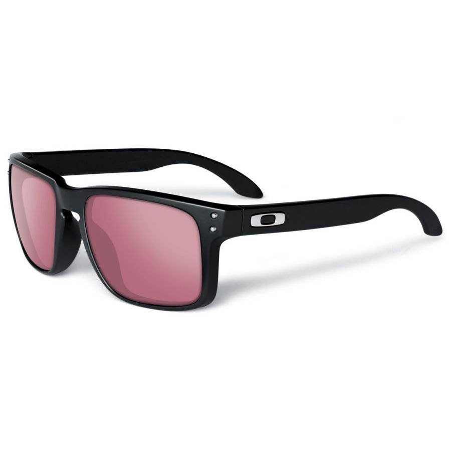 Brýle OAKLEY Holbrook - Polished Black W/G30 Black Iridium