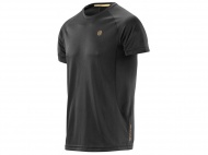 SKINS PLUS NCG Mens Macro Short Sleeve Tee - Black