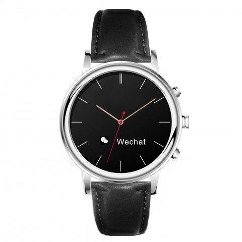 Chytré hodinky DEVEROUX Etool SW9 - Silver