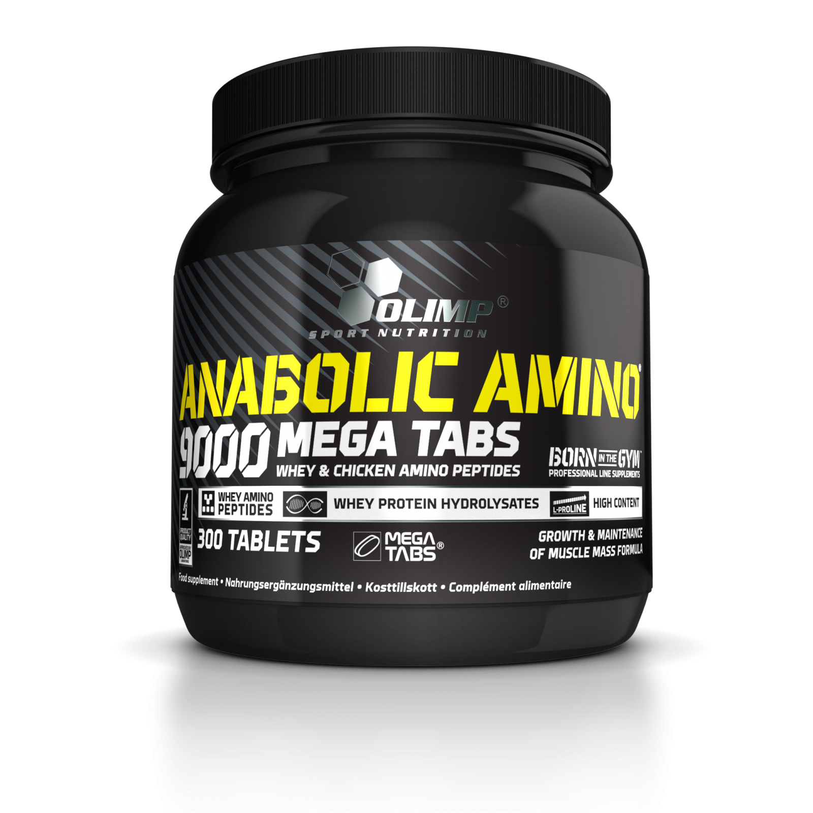 Anabolic Amino 9000, 300 kapslí, Olimp OLIMP Sport Nutrition