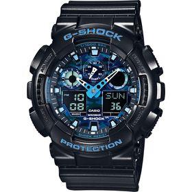 Hodinky CASIO G-Shock GA 100CB-1A