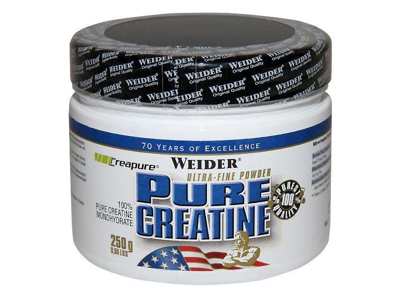 Pure Creatine, 250 g, Weider