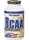 Weider, All Free Form BCAA, 260 tablet