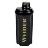 šejkr Weider Shaker 0,7l, černý